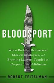 BLOODSPORT by Robert Teitelman