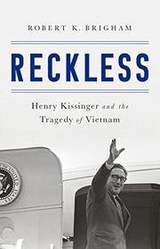 RECKLESS by Robert K. Brigham
