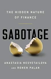 SABOTAGE by Anastasia Nesvetailova