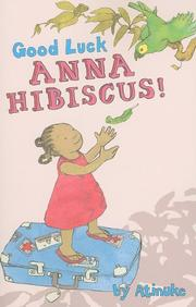Book Cover for GOOD LUCK, ANNA HIBISCUS!