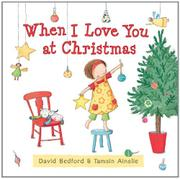 WHEN I LOVE YOU AT CHRISTMAS by David Bedford
