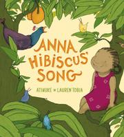 Cover art for ANNA HIBISCUS' SONG