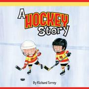 Book Cover for A HOCKEY STORY