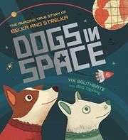 DOGS IN SPACE by Vix Southgate