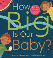 HOW BIG IS OUR BABY? by Smriti Prasadam-Halls
