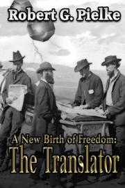 Book Cover for A NEW BIRTH OF FREEDOM