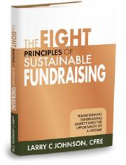 Cover art for THE EIGHT PRINCIPLES OF SUSTAINABLE FUNDRAISING