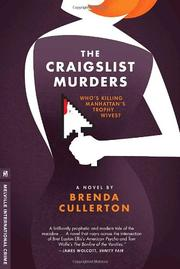 THE CRAIGSLIST MURDERS by Brenda Cullerton