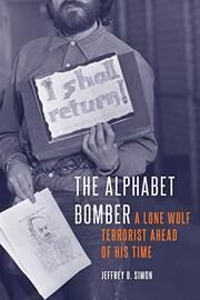 THE ALPHABET BOMBER by Jeffrey D. Simon