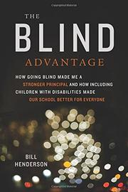 Cover art for THE BLIND ADVANTAGE