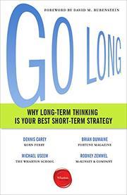 GO LONG by Dennis  Carey