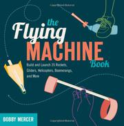 THE FLYING MACHINE BOOK by Bobby Mercer