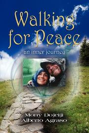 Cover art for WALKING FOR PEACE