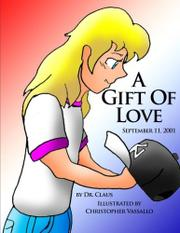 Cover art for A GIFT OF LOVE