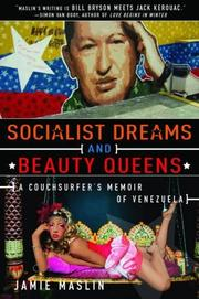 Book Cover for SOCIALIST DREAMS AND BEAUTY QUEENS