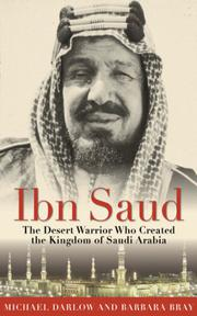 IBN SAUD by Michael Darlow