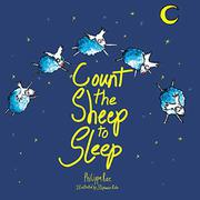 COUNT THE SHEEP TO SLEEP by Philippa Rae