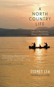 Book Cover for A NORTH COUNTRY LIFE