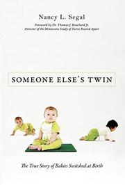 SOMEONE ELSE'S TWIN by Nancy L. Segal