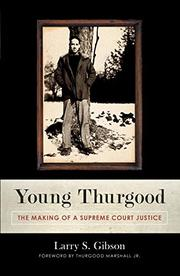 Cover art for YOUNG THURGOOD