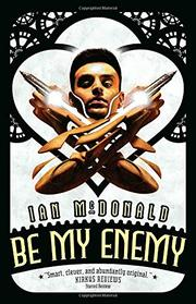 Book Cover for BE MY ENEMY
