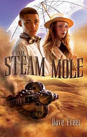Book Cover for THE STEAM MOLE