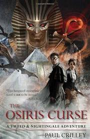 THE OSIRIS CURSE by Paul Crilley