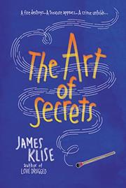 THE ART OF SECRETS by James Klise