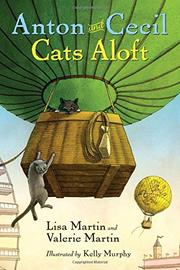 CATS ALOFT by Lisa Martin