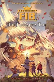 THE TRICKSTER'S TALE by Adam Shaughnessy