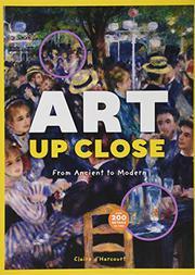 ART UP CLOSE by Claire d'Harcourt