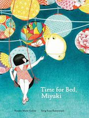 TIME FOR BED, MIYUKI by Roxane Marie Galliez