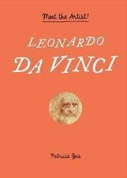LEONARDO DA VINCI by Patricia Geis