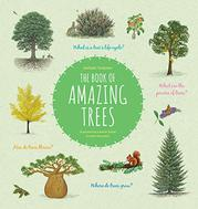 THE BOOK OF AMAZING TREES by Nathalie Tordjman