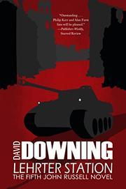 LEHRTER STATION by David Downing