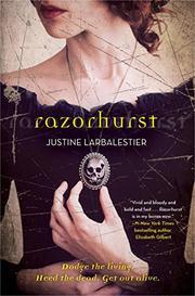 RAZORHURST by Justine Larbalestier
