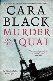 MURDER ON THE QUAI by Cara Black