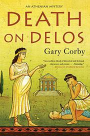 DEATH ON DELOS by Gary Corby