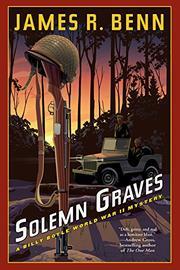 SOLEMN GRAVES  by James R. Benn