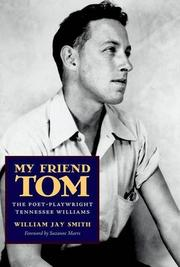 Book Cover for MY FRIEND TOM