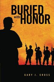 Cover art for BURIED WITH HONOR