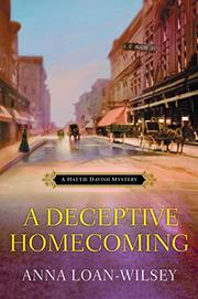 A DECEPTIVE HOMECOMING by Anna Loan-Wilsey