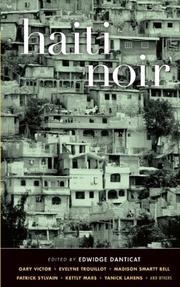 Book Cover for HAITI NOIR