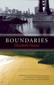 Book Cover for BOUNDARIES