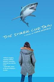THE SHARK CURTAIN by Chris Scofield