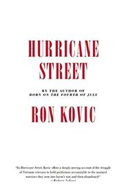HURRICANE STREET by Ron Kovic