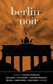 BERLIN NOIR  by Thomas Wörtche
