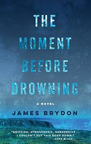 THE MOMENT BEFORE DROWNING by James Brydon