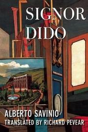 SIGNOR DIDO by Alberto Savinio