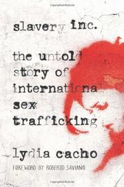 SLAVERY INC. by Lydia Cacho